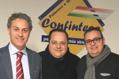 Mario Manzo Neo Coordinatore Regionale Confintesa 118 Sicilia.